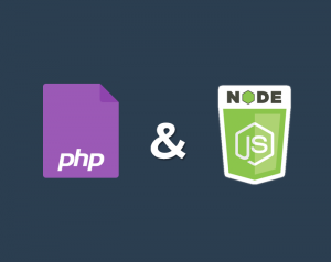 Running NodeJS and PHP together